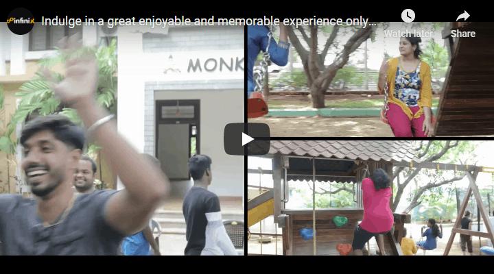 Monkey Monk Experience